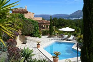 Pictures Spain Houses Villa Pools Design Costa Blanca Cities
