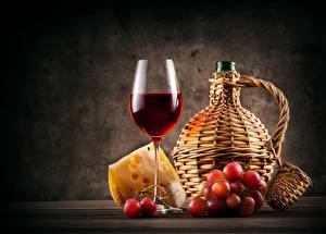 Hintergrundbilder Stillleben Wein Weintraube Käse Flasche Weinglas Lebensmittel