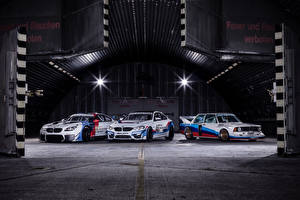 Wallpaper BMW Tuning Three 3 automobile