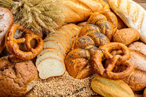 Bilder Backware Brot Brötchen Getreide