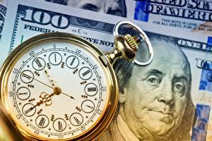 Photo Clock Pocket watch Money Clock face