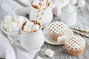 Bilder Keks Marshmallow