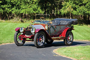 Images Retro Cabriolet 1912 Overland Model 61 Touring Cars