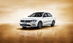 Bilder Volkswagen Weiß 2016 Bora Edition 25 Autos