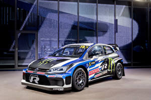 Image Volkswagen Tuning 2018 Polo R Supercar automobile