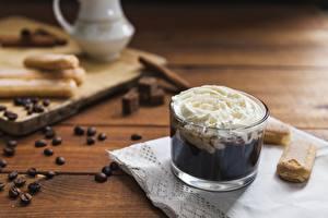 Fotos Kaffee Die Sahne