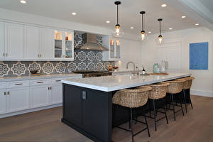 Wallpapers Interior Design Kitchen Table Chairs Ceiling