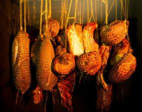 Bilder Fleischwaren Schinken
