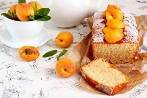 Pictures Pound Cake Apricot Piece