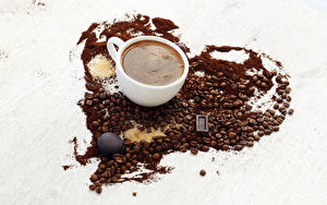 Hintergrundbilder Kaffee Schokolade Tasse Getreide Herz Lebensmittel