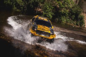 Fondos de escritorio Ford Tuneo Rally Salpicaduras 2016-18 Ranger Rally autos