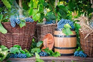 Images Grapes Cask