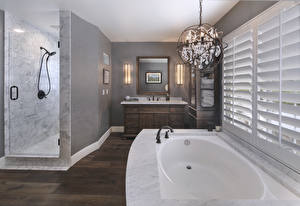 Pictures Interior Design Bathroom Chandelier