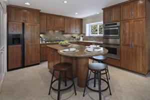 Photo Interior Design Kitchen Table Chair