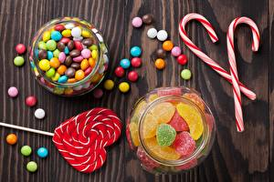 Hintergrundbilder Dauerlutscher Marmelade Einweckglas Candy cane