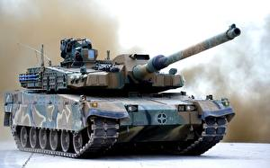 Picture Tanks 2K Black Panther military