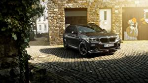 Image BMW Black Crossover 2018 AC Schnitzer X3 ACS3 Cars