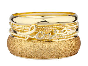 Wallpapers Jewelry Bracelet White background English