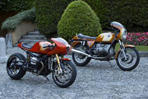 Bilder BMW - Motorrad Zwei R 90 S, Ninety