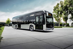 Fotos Omnibus 2018 Mercedes-Benz eCitaro
