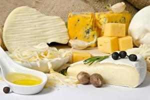 Hintergrundbilder Käse Oliven das Essen
