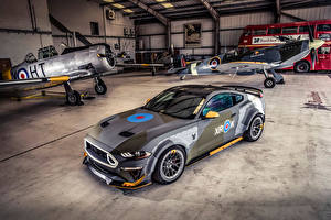 Fotos Ford Tuning Graues 2018 Eagle Squadron Mustang GT Autos