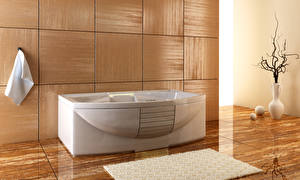 Picture Interior Design Bathroom 3D Graphics