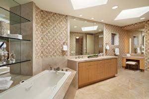 Image Interior Design Bathroom Mirror