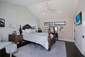 Image Interior Design Bedroom Bed Carpet