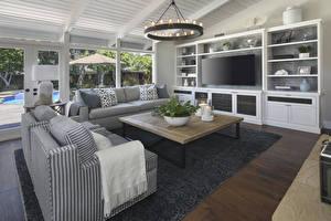 Images Interior Design Living room Couch Carpet
