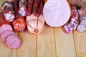 Bilder Fleischwaren Wurst Bretter