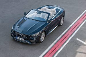 Bilder Mercedes-Benz Cabrio 2017 AMG S 65 Cabriolet Worldwide automobil