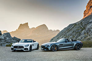 Images Mercedes-Benz Two Cabriolet AMG GT auto