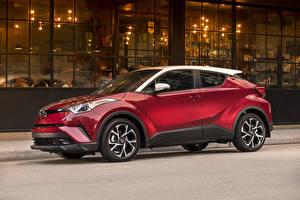 Fotos Toyota Rot 2018 C-HR Autos