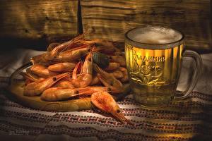 Images Beer Shrimp Mug