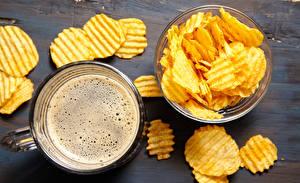 Image Beer Boards Mug Foam Chips