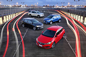 Fotos Holden Metallisch Autos