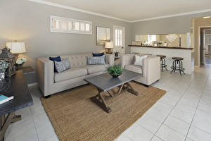Image Interior Design Living room Couch