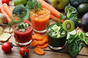 Hintergrundbilder Fruchtsaft Gemüse Mohrrübe Tomate Dill Trinkglas Lebensmittel