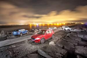 Fotos Mazda Drei 3 Metallisch 2017 CX-5 Autos