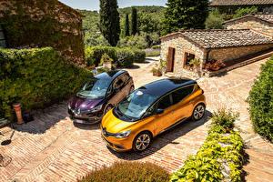 Bilder Renault 2 Metallisch 2016-18 Scenic Autos