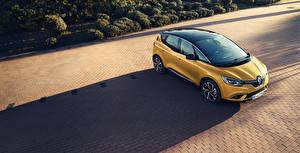 Fotos Renault Gelb 2016-18 Scenic Autos