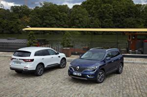 Fotos Renault 2 Metallisch 2016 Koleos Autos