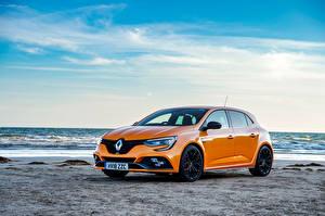 Fotos Renault Orange Metallisch 2018 Megane R.S. 280 Cup Autos