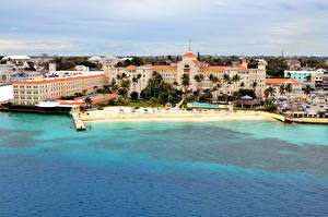 Pictures Spa town Building Coast Berth Bahamas