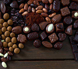 Wallpapers Sweets Candy Chocolate Food