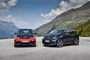 Pictures BMW Two 2017 i3 Cars