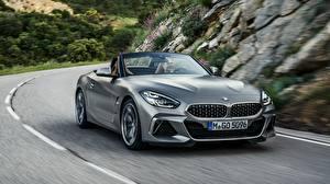 Fonds d'écran BMW Mouvement Roadster Gris M40i Z4 2019 G29