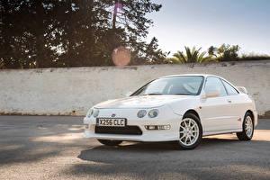Bilder Honda Weiß Metallisch 1997-2001 Integra Type-R