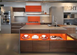 Images Interior Design Kitchen Table 3D Graphics
